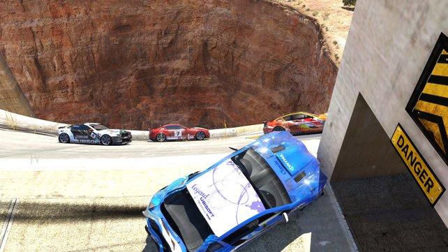 Auf verwinkelten Strecken sind Unfälle keine Seltenheit.