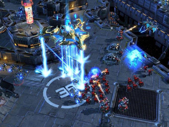 Der Editor in Starcraft 2 ist riesig und lässt theoretisch sogar Ego-Shooter- und Rollenspiel-Ableger zu.