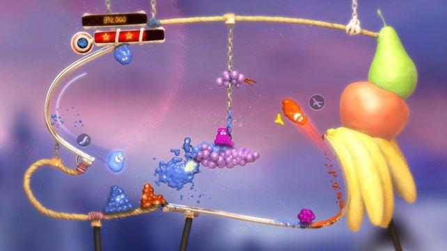 The Splatters ist ein farbenfroher Puzzle-Spaß.