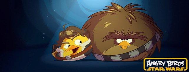"Angry Birds - Star Wars 2: Erster Trailer stellt ""Telepods"" vor"
