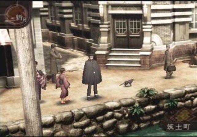 Dämonenjagd im Japan der 20er Jahre.