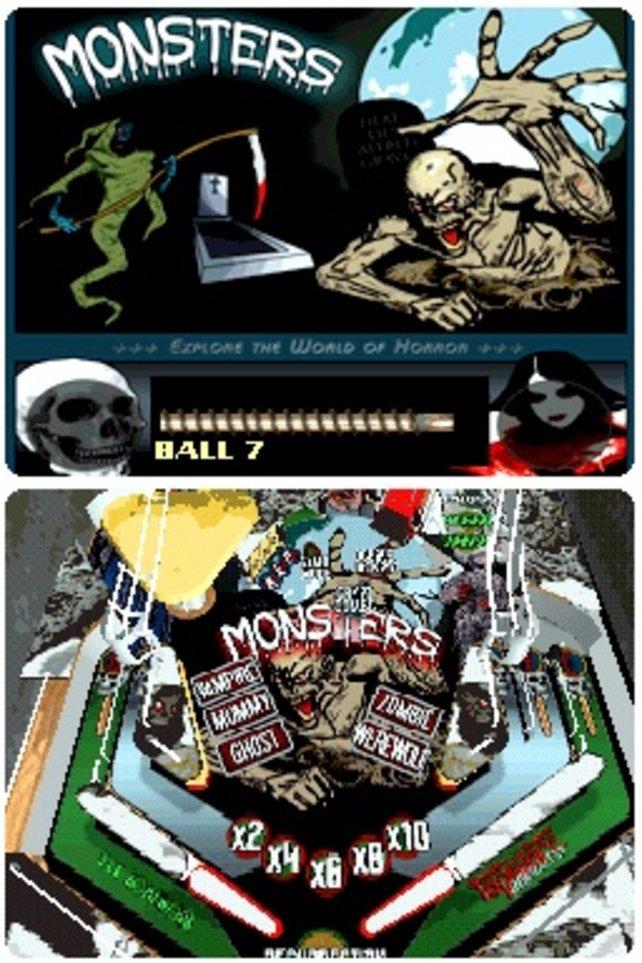 """Klassische Tischthemen: Hier der """"Monster""""-Tisch"""