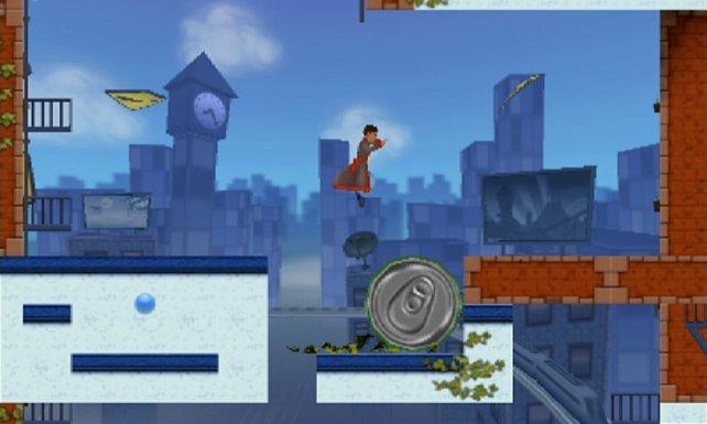 Springen, rennen, schieben - Crush 3D vereint viele Hüpfspiel-Elemente mit dem Puzzle-Genre