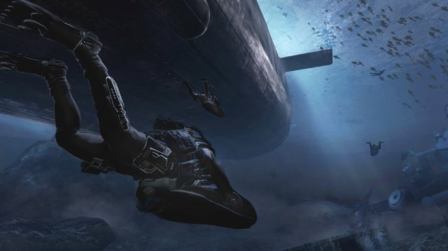 Fischen Anhänger von Gratis-Mehrspielerpartien demnächst im Trüben (Bild: Modern Warfare 3)?