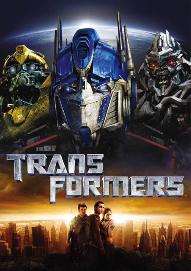 Regisseur Michael Bay inszeniert 2007 ein Action-Feuerwerk, das auch Spiele nach sich zieht.