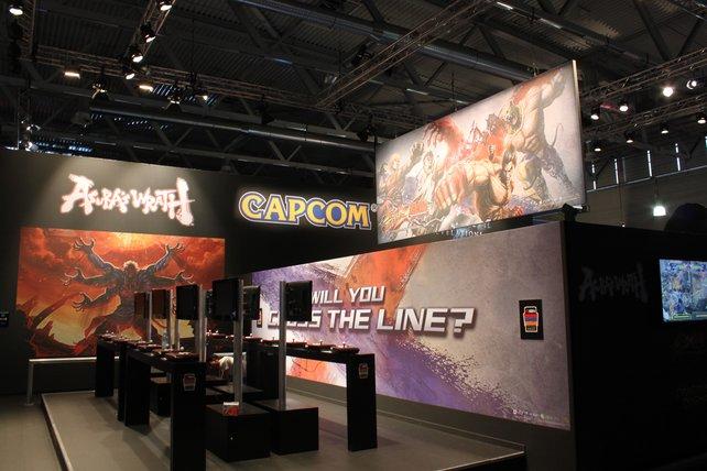 Capcom bietet neben Street Fighter IV auch Resident Evil Revelations für 3DS.