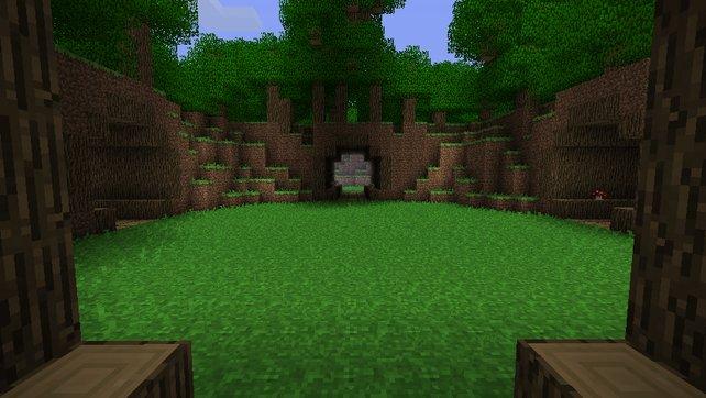 Na, wer erkennt, aus welchem Teil der Zelda-Reihe dieses Motiv der verlorenen Wälder stammt?