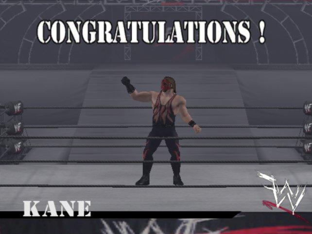King of the Ring .... Kane !!!