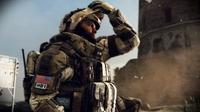 Medal of Honor - Warfighter stellt die Soldaten und ihre Emotionen in den Vordergrund der Kampagne.