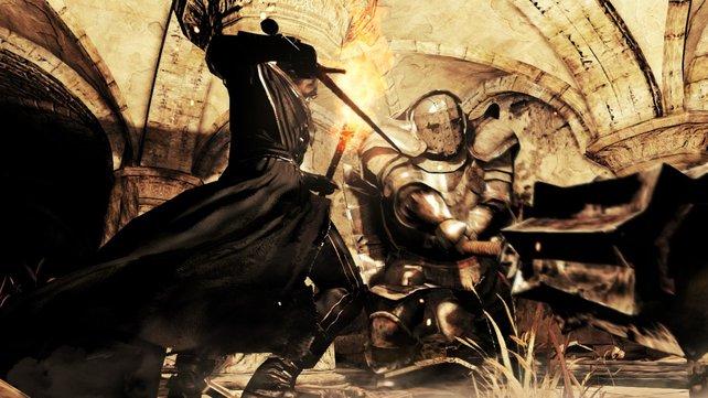 In Dark Souls 2 überleben nur die Härtesten.