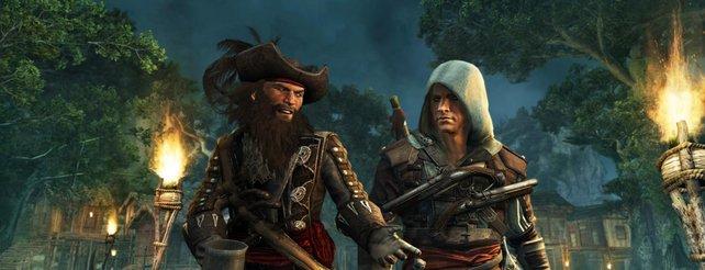 "Assassin's Creed 4 - Black Flag: Kurzfilm ""The Devil's Spear"" erschienen"