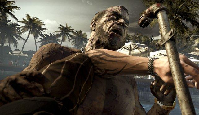 Zombies und Nahkampf - das ist Dead Island.