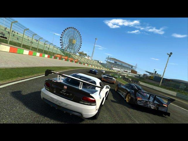 Auf der Rennstrecke macht Real Racing 3 alles richtig. Doch das Free-2-Play-Konzept ist fragwürdig.
