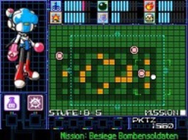 ..auf dem oberen Bildschirm seht ihr nur eine Levelkarte.