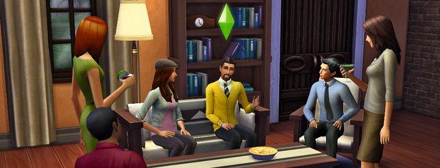 Sims 4 erscheint im Herbst 2014