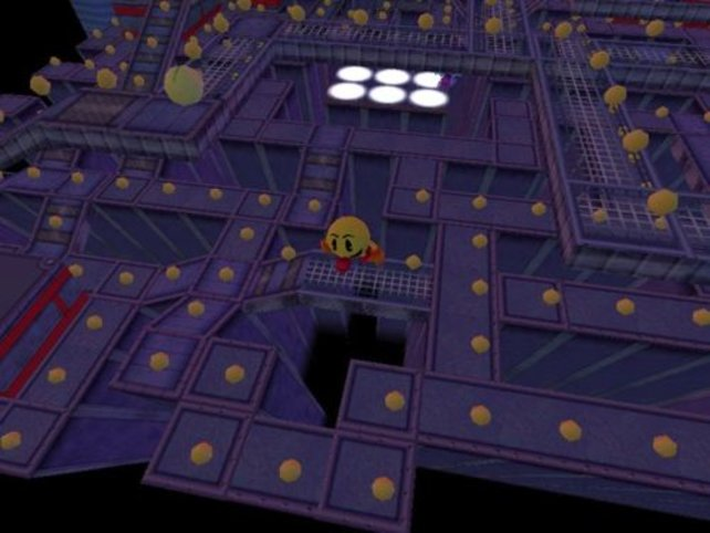 Pac-Man in Action