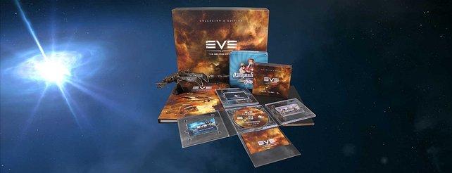 """Eve Online: Onkel Jo schaut in die """"The Second Decade""""-Sammlerausgabe"""