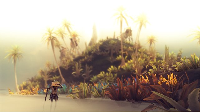 In solch eine Landschaft könnt ihr das Ödland mit Geschick verwandeln.