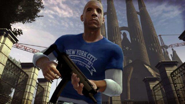 Vin Diesel ist wieder da!