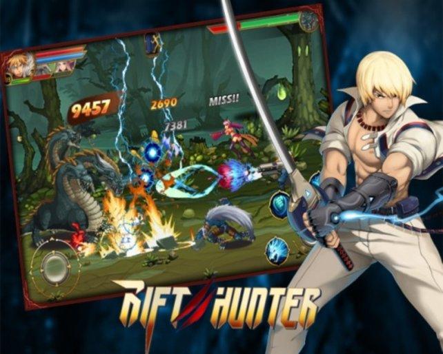 Kämpft im Mehrspielermodus zusammen gegen die außerirdische Bedrohung!
