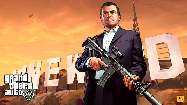 Rockstar veröffentlicht am 30. April 2013 neues Material zu GTA 5.