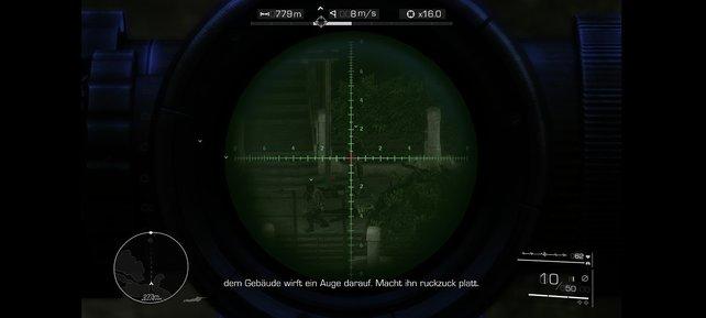 Ohne eine ruhige Hand geht bei Sniper - GW 2 nichts.