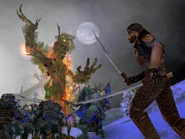Es gibt jede Menge Fantasywesen in Spellforce
