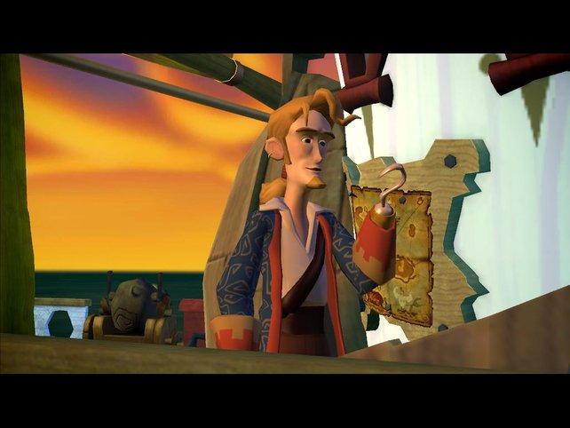 Der mächtige Pirat hat neben seiner Hand auch ordentlich Gewicht verloren.