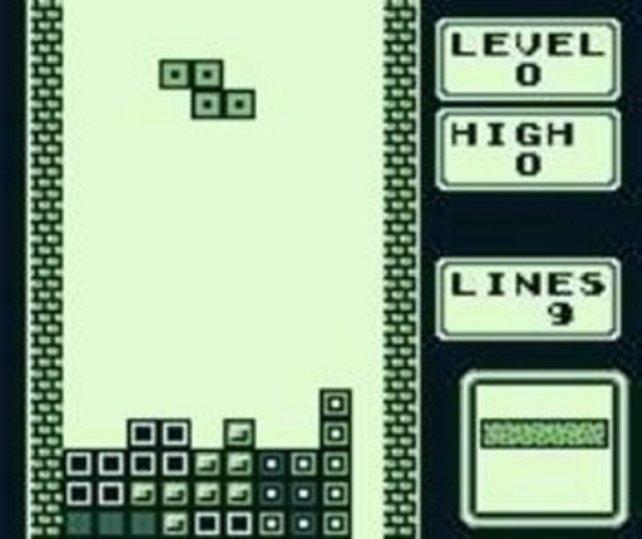 Tetris: Ohne dieses Spiel wäre der Game Boy wahrscheinlich längst nicht so erfolgreich gewesen.