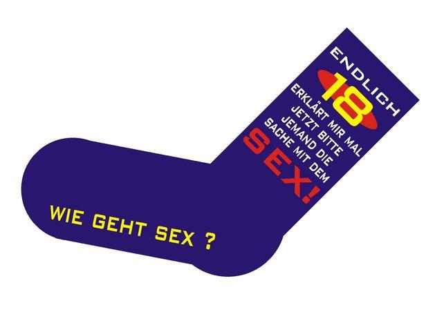 So eine Socke zu finden, finden wir ja noch lustig. Aber zwölf mal?