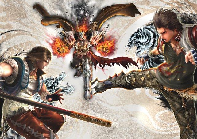 In der Erweiterung steht der Drachen-Tiger-Clan im Mittelpunkt.