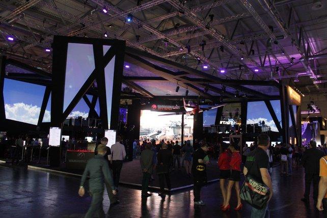 Bei Wargaming testet ihr World of Warplanes auf PC und World of Tanks auf Xbox 360 an.