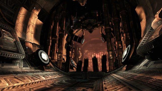 Schon mal über Urlaub auf Cybertron nachgedacht?