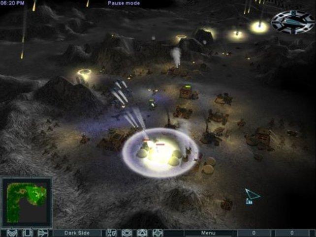 In Moon Project werden Tag- und Nachtwechsel gut dargestellt.