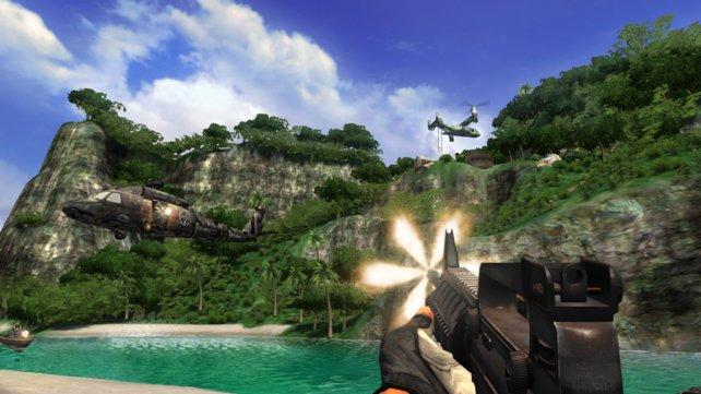 Far Cry Classic bringt den Erstling der Serie endlich auf PS3 und Xbox 360.