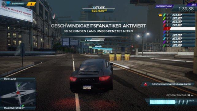 Die Neuauflage von Need for Speed - Most Wanted überholt das Original? Schreibt uns eure Meinung und gewinnt ein Spiel!
