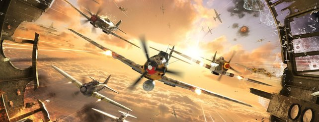 World of Warplanes: Jubiläums- und Gamescom-Aktionen