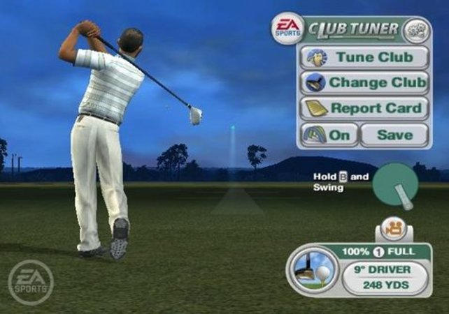 Golfball... Flieg und sieg!