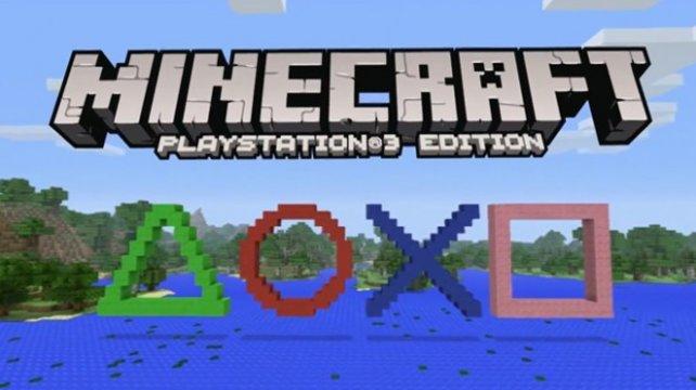 Minecraft gibt es nun auch für die PS3-Konsole.