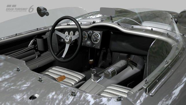 Die Detailliebe gilt nicht für das Fahrzeugäußere, sondern zieht sich konsequent bis zu den Cockpitarmaturen hinweg.