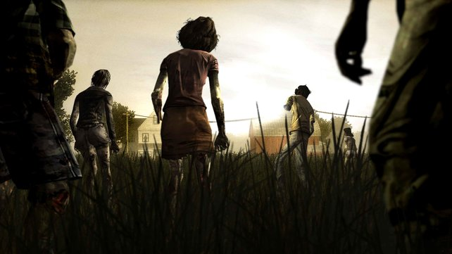 The Walking Dead ist eines der besten Download-Spiele diesen Monat.
