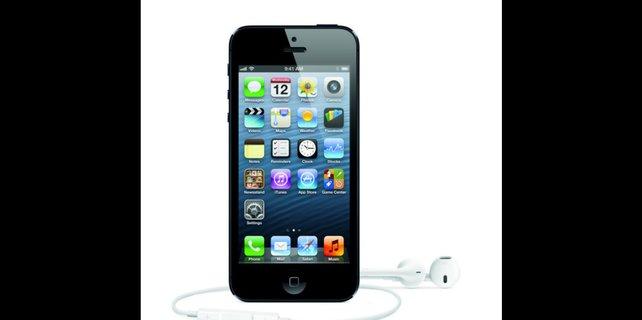 Apples Flaggschiff-Handy gehört mit zu den besten Smartphones.
