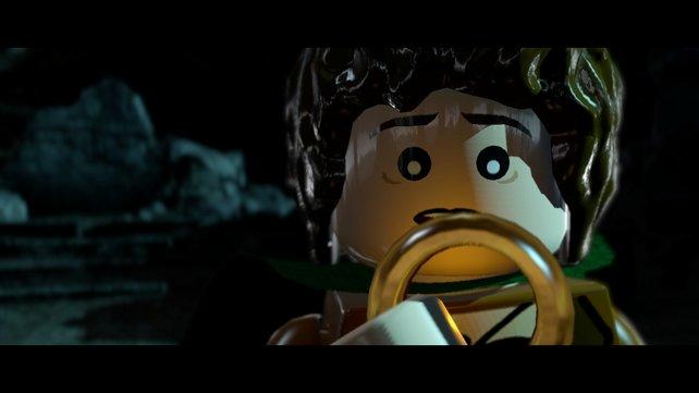 Tja Frodo, mit diesem blöden Ring hast du dir echt was aufgeladen ...