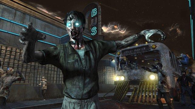 Den Zombie-Modus gab es schon im ersten Black Ops. Er erfreut sich großer Beliebtheit.