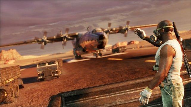Naughty Dog will auch in Zukunft auf kostenloses Spielen wie hier in Uncharted 3 setzen.