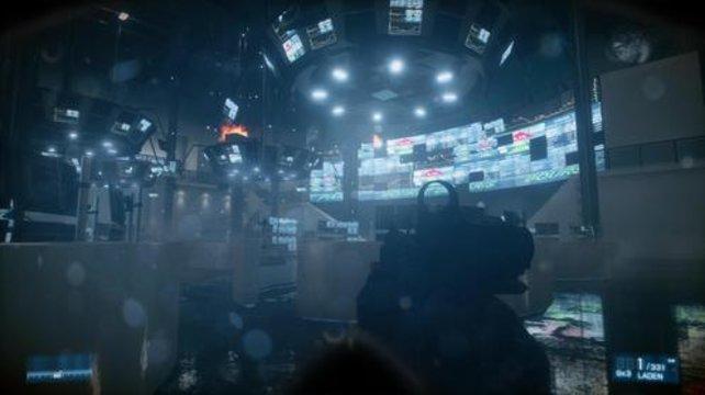 Ein Abstecher an die Pariser Börse darf nicht fehlen (Battlefield 3).