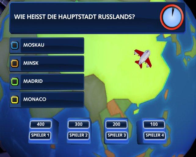 Mit dem Mega Quiz reisen wir um die Welt