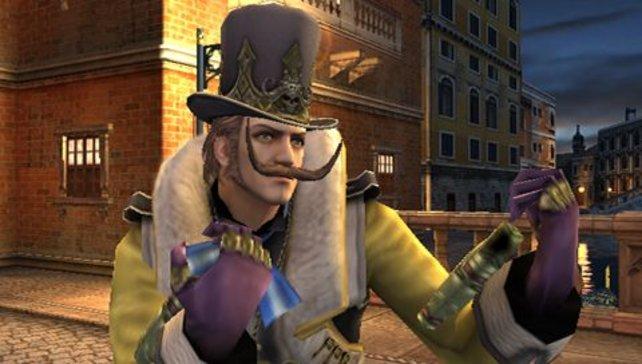 Die Soul Calibur-Charaktere werden zwar nie zu den schönsten Videospielhelden gewählt, doch eins haben sie alle: Charme.
