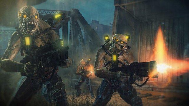 In Resistance 3 rotten die Chimera die Menschen aus.