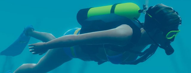 World of Diving: Mit Oculus Rift abtauchen (Video)